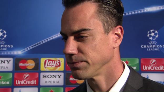 Video «Interview mit Diego Benaglio» abspielen