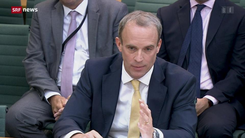 Britische Regierung vom Vorrücken der Taliban überrascht