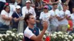 Video «Thiem gelingt Revanche gegen Nadal» abspielen