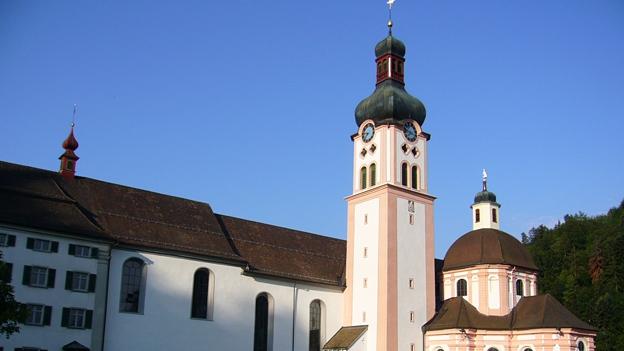 Glockengeläut der Klosterkirche in Fischingen