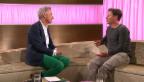 Video «Studiogast: Florian Ast meldet sich zurück» abspielen