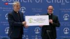 Video «Papst-Besuch in der Schweiz wird konkret» abspielen