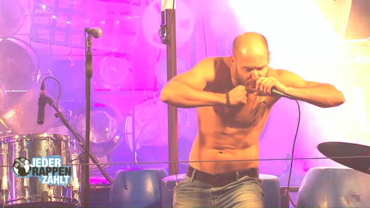 «Bubble Beatz» auf der JRZ-Konzertbühne