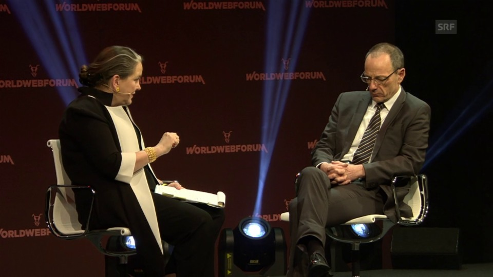 ETH-Präsident Lino Guzzella: Forschung im digitalen Wandel