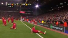 Video «Der entscheidende Treffer durch Lovren» abspielen