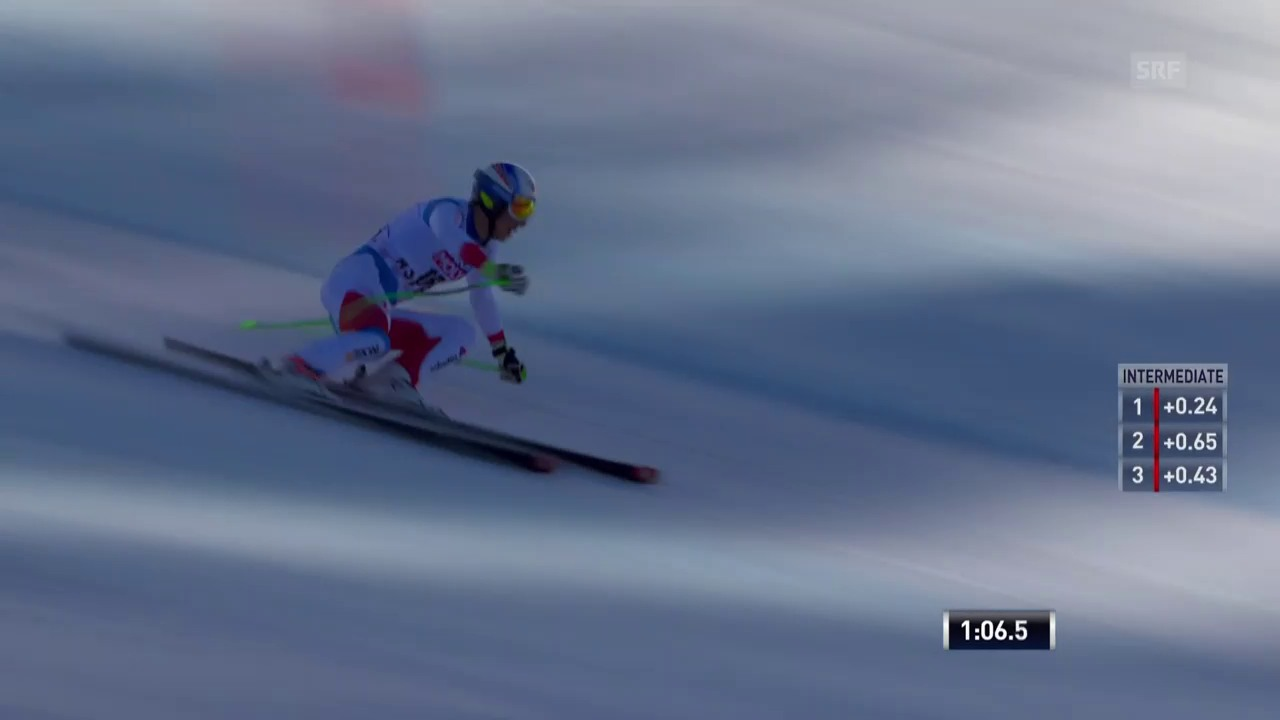Janka rast in Aspen aufs Podest