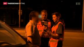 Video «Haartest für alkoholisierte Autofahrer» abspielen
