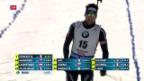 Video «Den Schweizer Biathleten lief es an der WM nicht nach Wunsch» abspielen