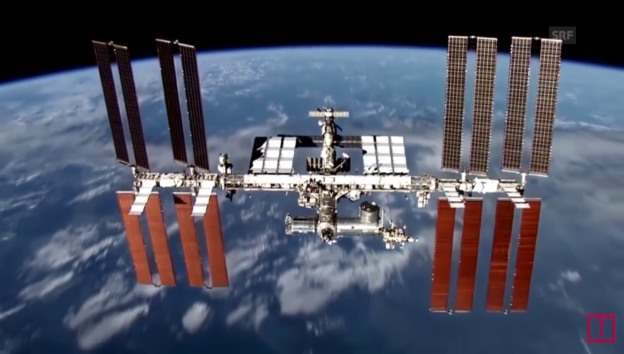 Video «Trailer «A Year in Space»» abspielen
