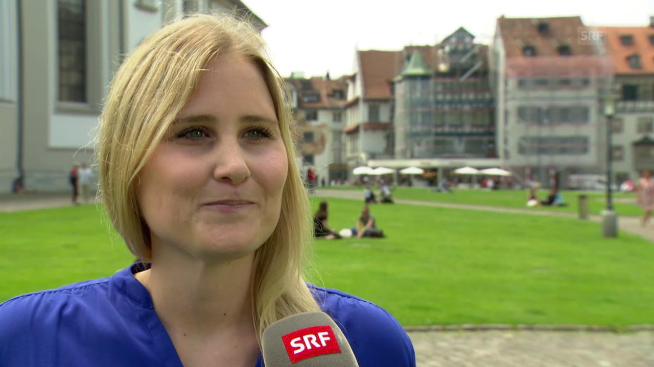 Die Sankt Galler SP-Kantonsrätin übt Kritik