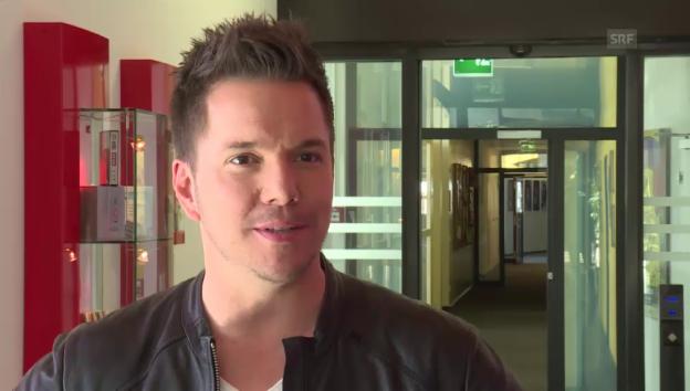Video «Sven Epiney über seine neue Sendung» abspielen