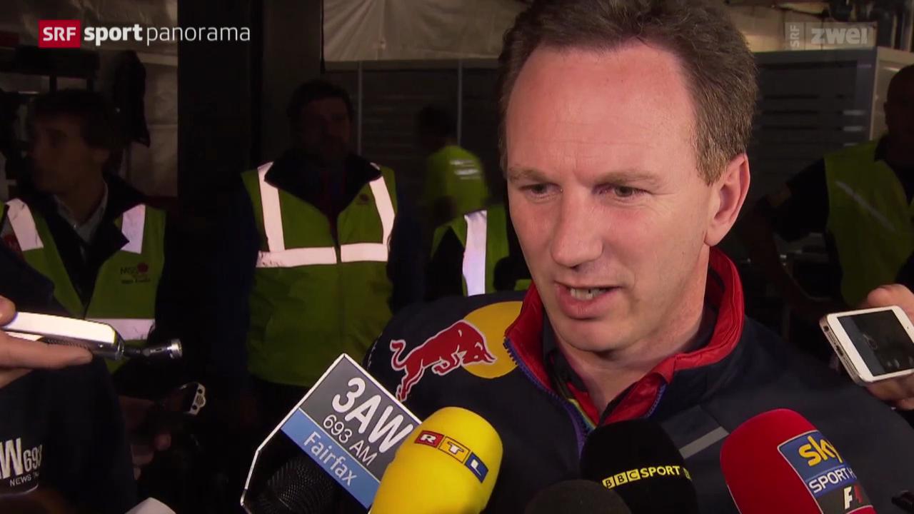 Formel 1: Ricciardos Disqualifikation