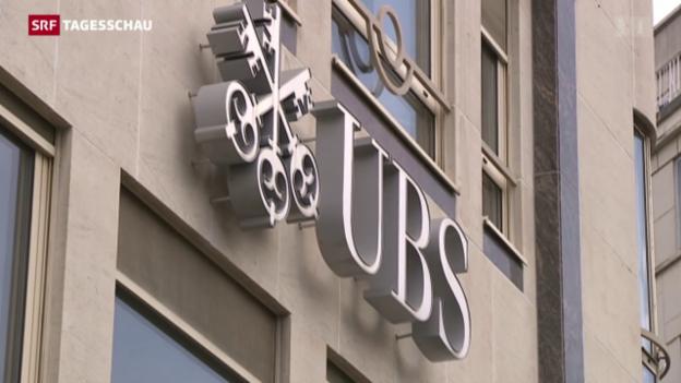 Video «Hohe Erwartungen der UBS-Aktionäre» abspielen