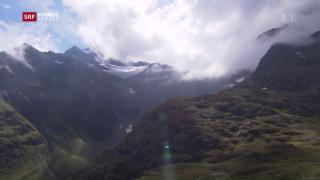 Video «Vermisster Kampfjet gefunden» abspielen