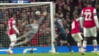 Video «Fussball: Champions League, Highlights Arsenal - Bayern München («sportlive», 19.02.2014)» abspielen