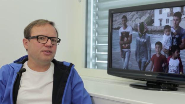 Video «Kurt Pelda über die Flucht von Mahmuds Familie.» abspielen