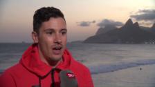 Video «Fabian Kauter: «Geniessen und kämpfen»» abspielen