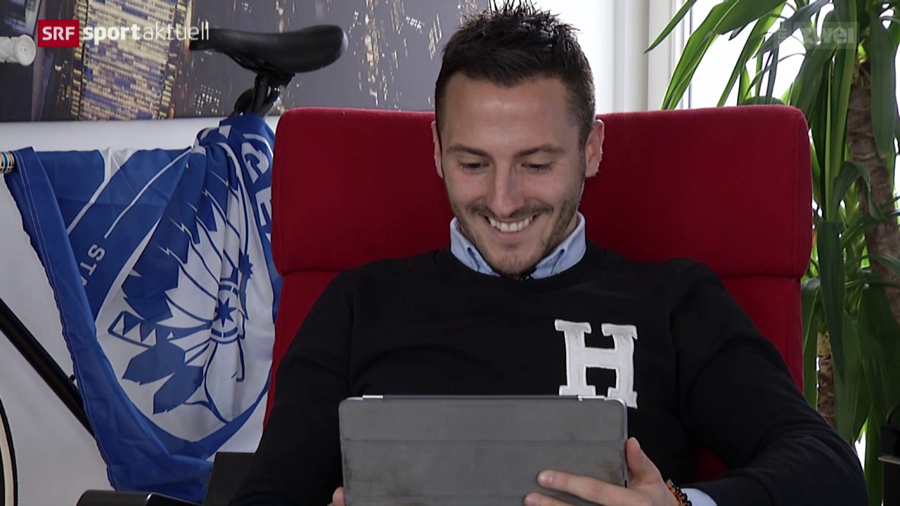 Fussball: Danijel Milicevic, Gent