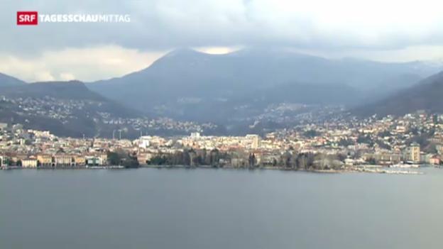 Video «Wahlen in Lugano» abspielen