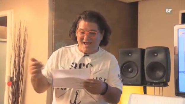 Video «Salvo: «Lah mi ine (Prrrdy)»» abspielen