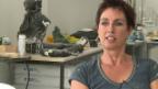 Video «Weibliche Plastiken und blumige Bilder» abspielen