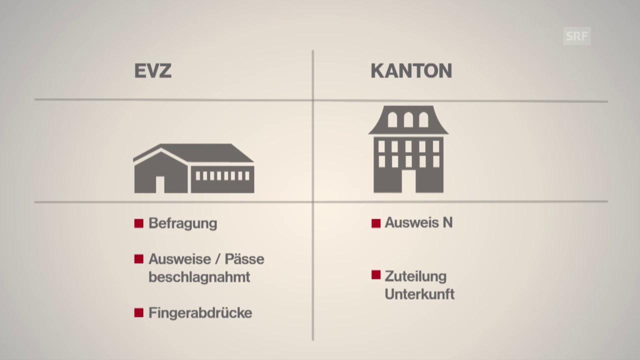 politbox: Asyl in der Schweiz