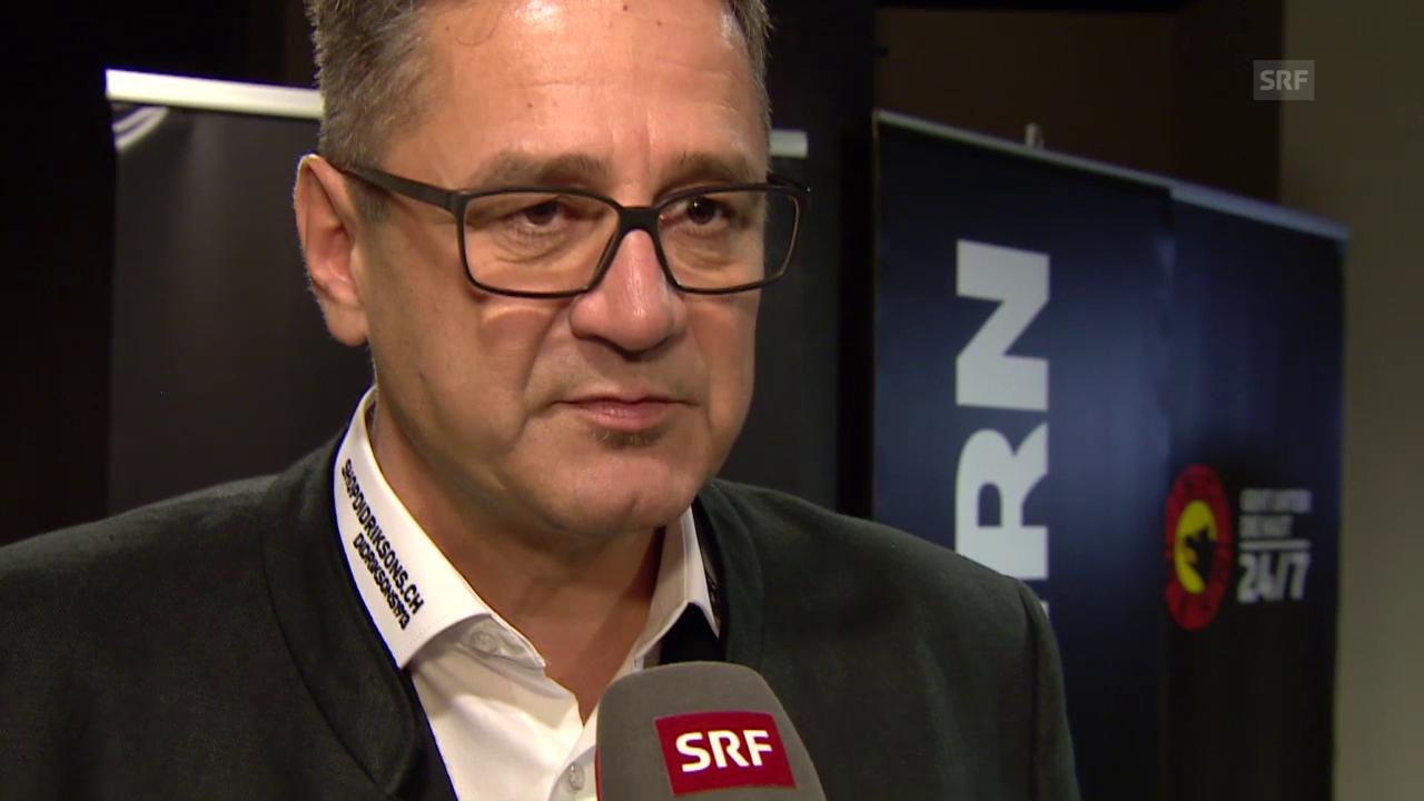 Eishockey: SCB-CEO Lüthi zum drohenden «Leuenberger-Doppel»