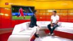 Video «Fussball: Studiogast Fabian Schär, Teil 3» abspielen