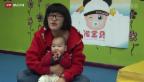Video «Wegwerfwindeln für chinesische Mütter» abspielen