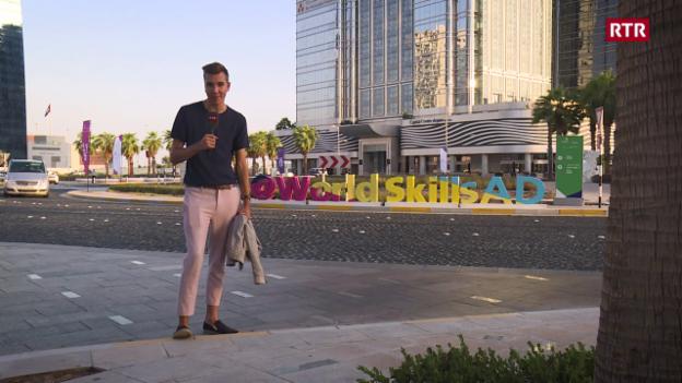 Laschar ir video «Di 1 - World Skills 2017 ad Abu Dhabi»