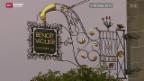 Video «Grosse Anteilnahme an Trauerfeier» abspielen