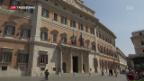 Video «In Italien zeichnet sich doch noch eine Einigung ab» abspielen