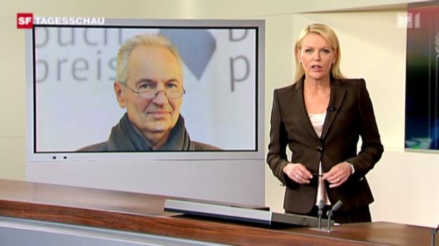 Video «Deutscher Buchpreis 2011» abspielen