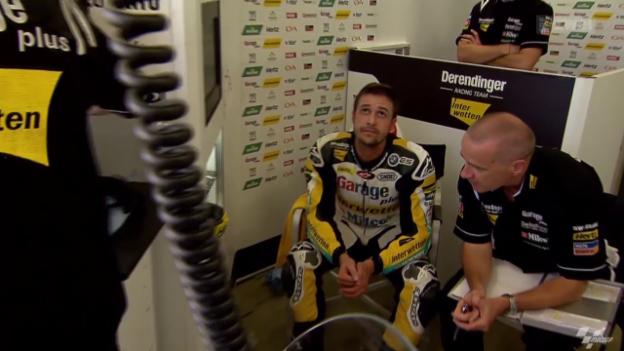 Video «Motorrad: GP Australien auf Phillip Island, Entscheidung Moto2» abspielen