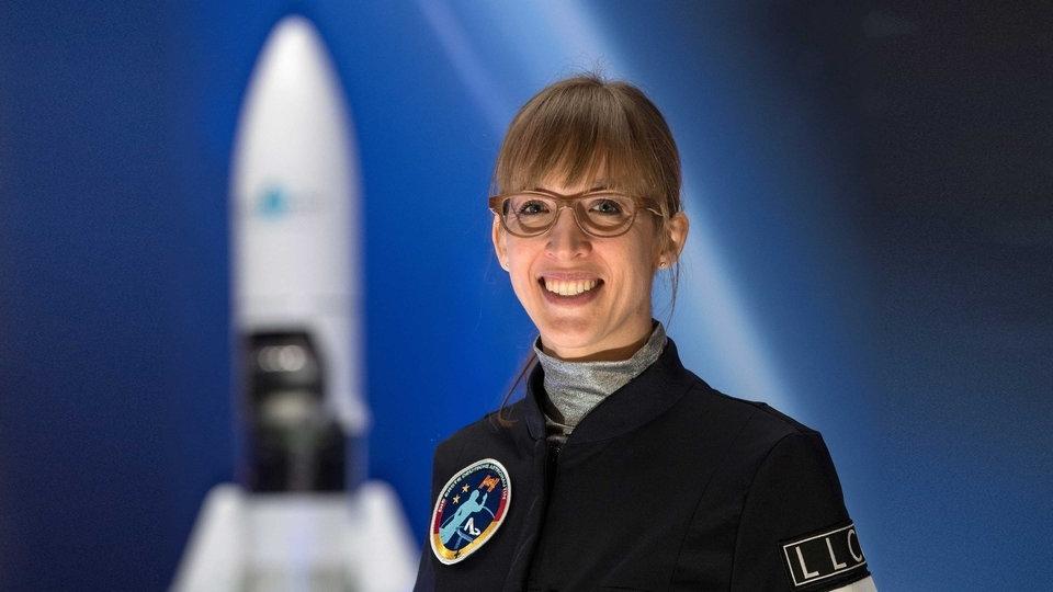 Insa Thiele-Eich über Frauen in der Raumfahrt