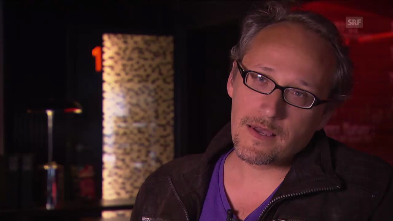 Gegisseur Schwarz über junge Regisseure