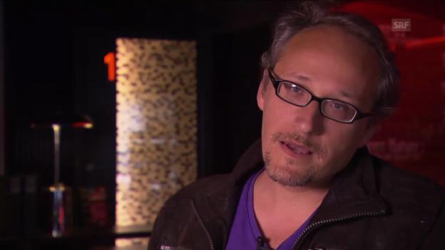 Video «Gegisseur Schwarz über junge Regisseure» abspielen