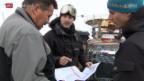 Video «Sotschi: Vorbereitungen der SRG-Produktion der Skirennen» abspielen