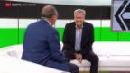 Video «Studiogast: Lucien Favre, Teil 1» abspielen