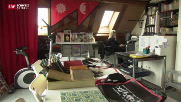 Video «Schweiz aktuell vom 27.04.2015» abspielen