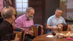 Video «Stammtisch-Kapelle: «Am Stanser Hoselupf»» abspielen