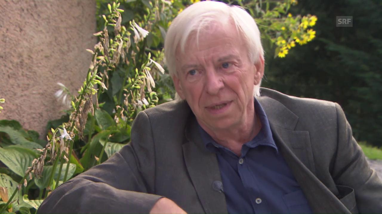 Marcel Hoehn über sein Lebenswerk