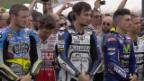 Video «Schweigeminute für verstorbenen Ex-Weltmeister Nicky Hayden» abspielen