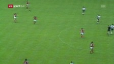 Video «Die «Schande von Gijon» an der WM 1982» abspielen