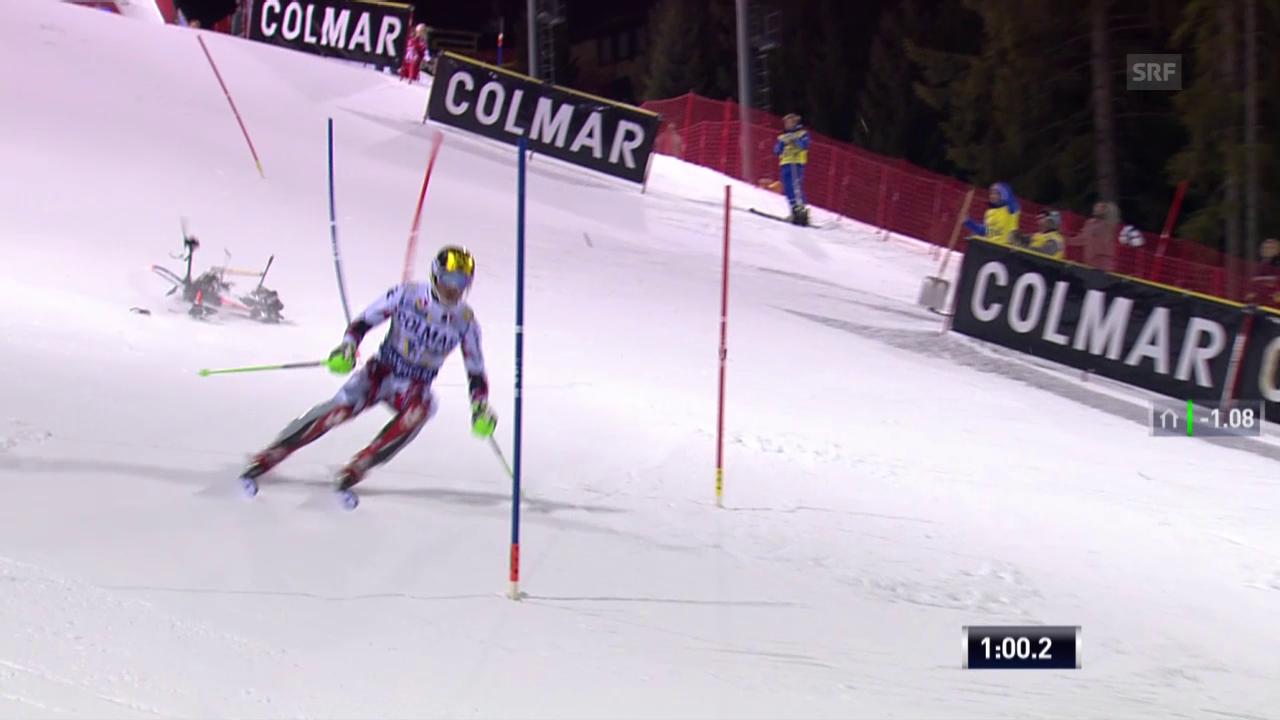 Ski: Reaktionen auf den Drohnen-Zwischenfall in Madonna di Campiglio