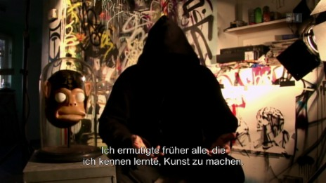 Video «Banksy – Exit Through the Gift Shop» abspielen