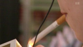Video «Starker Tobak aus der Schweiz» abspielen