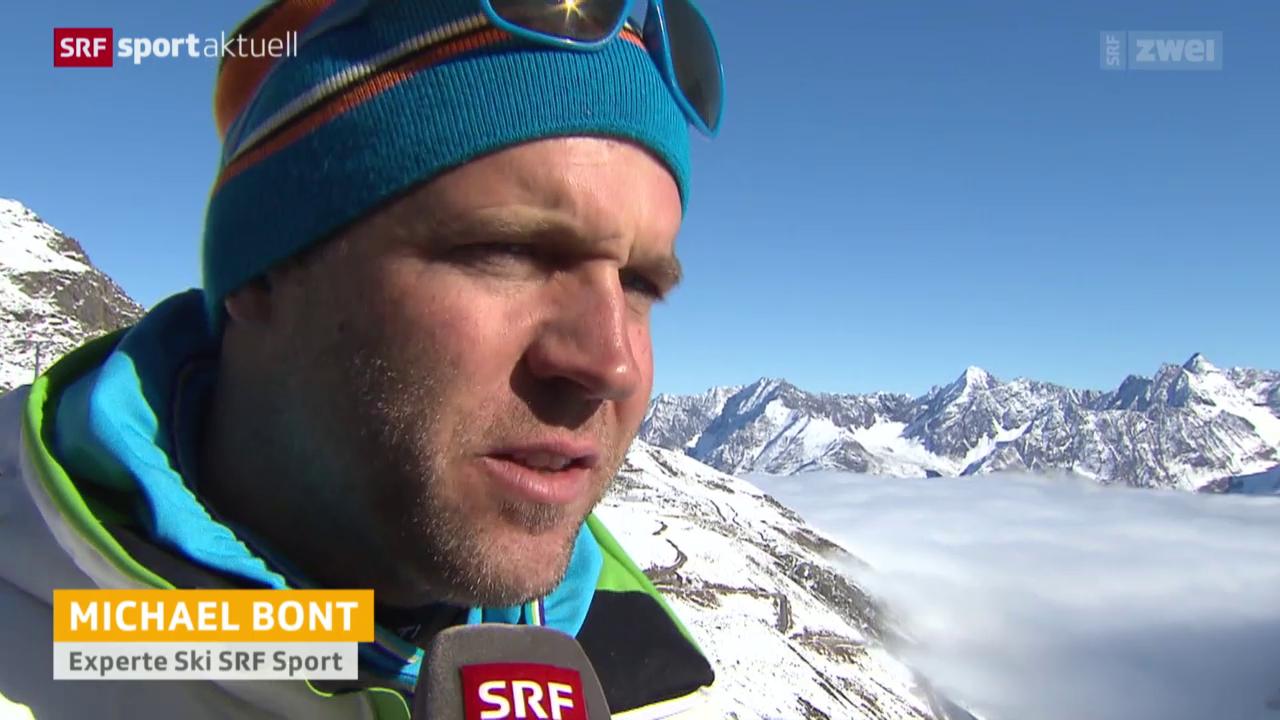Ski alpin: Lara Gut vor dem Saisonauftakt