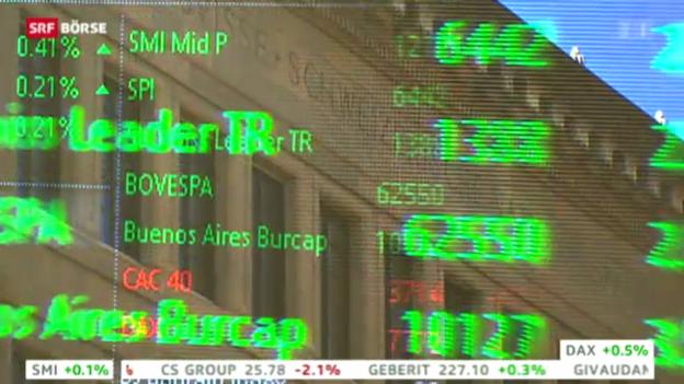 Video «SRF Börse vom 30.04.2013» abspielen