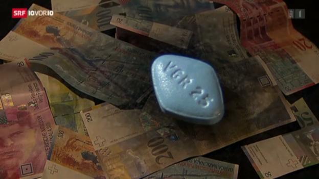 Video «Viagra: Patentschutz läuft ab» abspielen